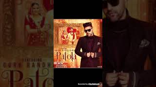 Patola  song  | guru randhawa | from black mail  || Latest 2018