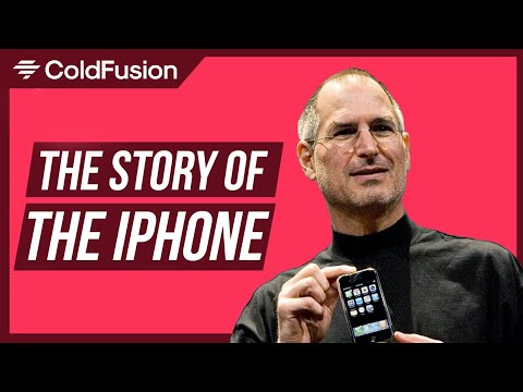 Who Invented the iPhone? (It Wasn't Steve Jobs)