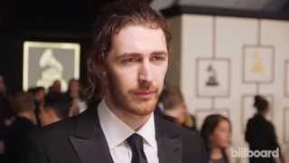 Hozier: The 2015 GRAMMYs Red Carpet