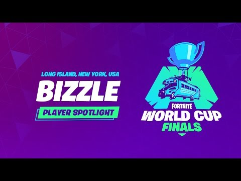 Fortnite World Cup Finals - Player Profile - Bizzle
