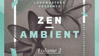 Zen Ambient Vol 2 Overview - Ambient Hang Drum Samples - With Ralph Cree