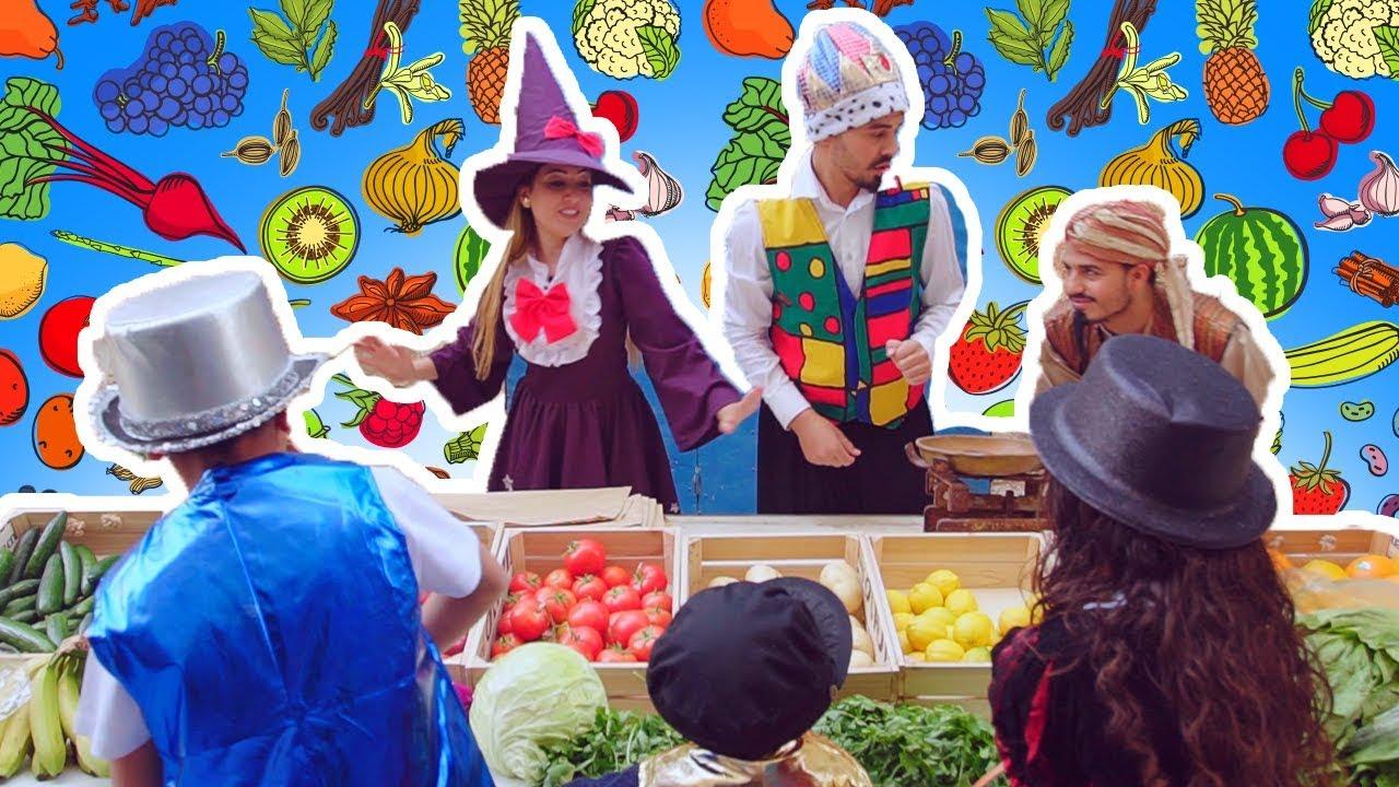 عبقور بائع الخضروات والفاكهه Abkor Vegetables And fruits Seller