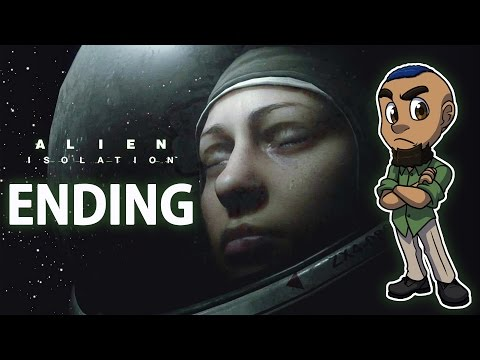 Alien: Isolation | Part 18 | RIPLEY, SIGNING OFF [ENDING]