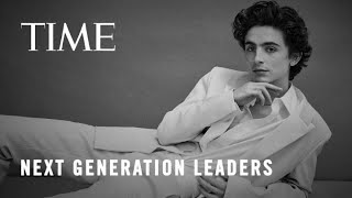Dune and The French Dispatch Star Timothée Chalamet | Next Generation Leaders