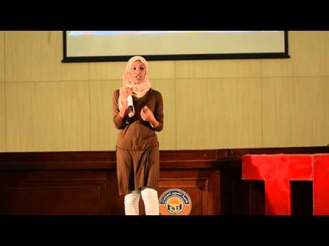 People's insecurities: Walaa Salah at TEDxYouth@Khartoum
