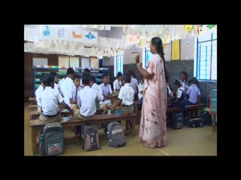 English Teacher Development Films: Lesson 1 (On the Seashore)