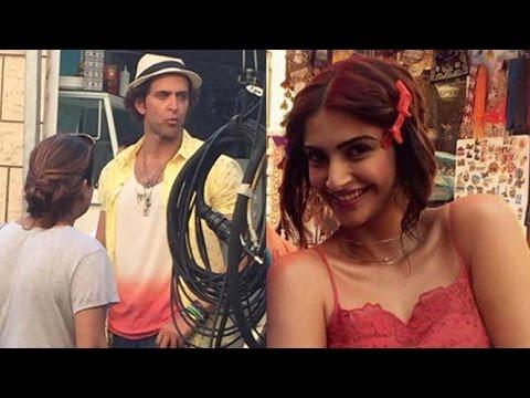 Hrithik Roshan, Sonam Kapoor Shoot For Honey Singh's Music Video In Turkey