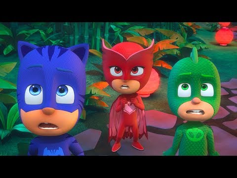 PJ Masks Full Episodes 🌋Race up Mystery Mountain 🌋Full Episodes Season 2 | Superhero Kids