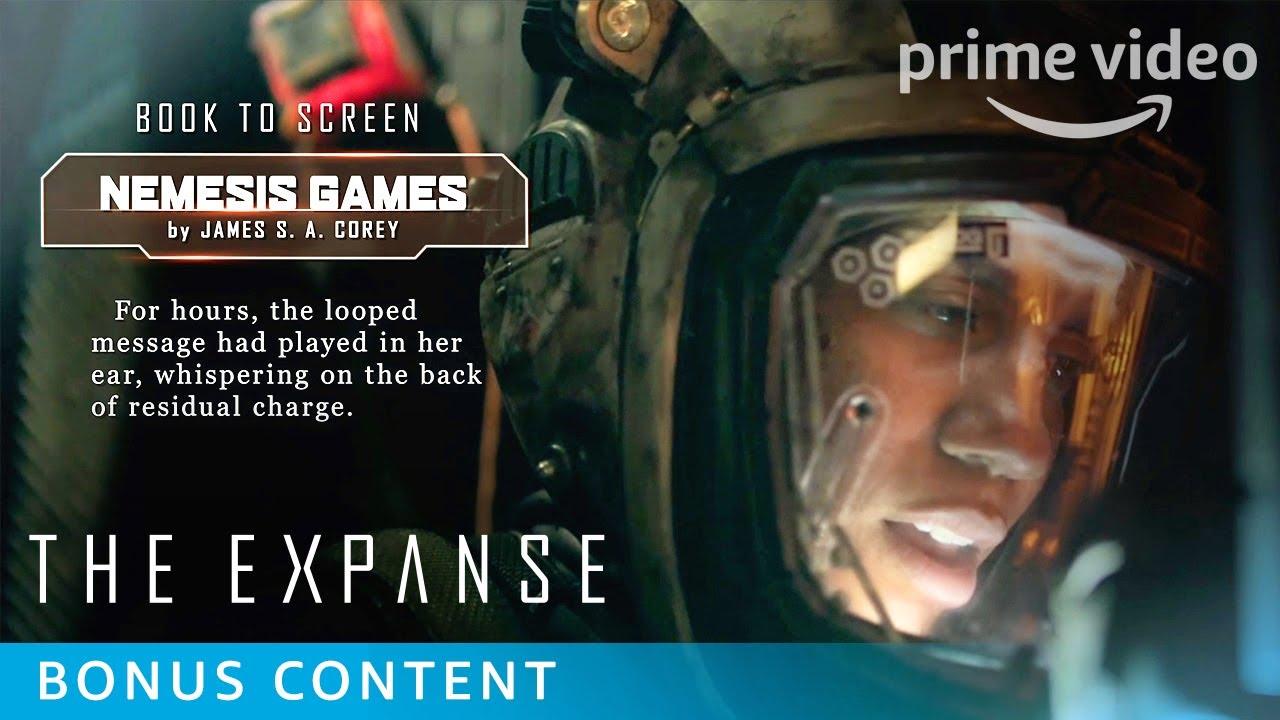 The Expanse Season 5 | Nemesis Games Book to Screen - Episode 508