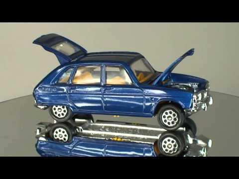 Corgi 202  Renault 16 TS