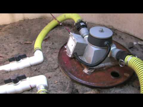 Electric Stream Generator
