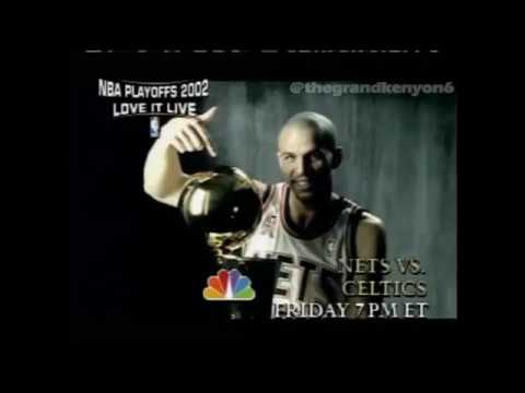 2002 East Finals Nets @ Celtics Game 6 Promo (NBC)