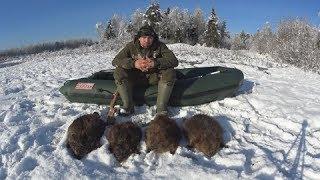 выбор обуви для охоты и рыбалки зимой. Сапоги Каблан ПУТПУ до - 60