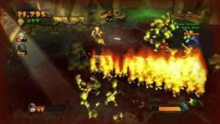 Burn Zombie Burn Video Review
