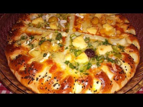 pizza-quatre-saisons-🍕🍕🍕🍕🍕