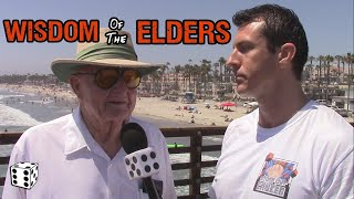Wisdom of the Elders - Senior Citizens Give Advice For Younger Generation