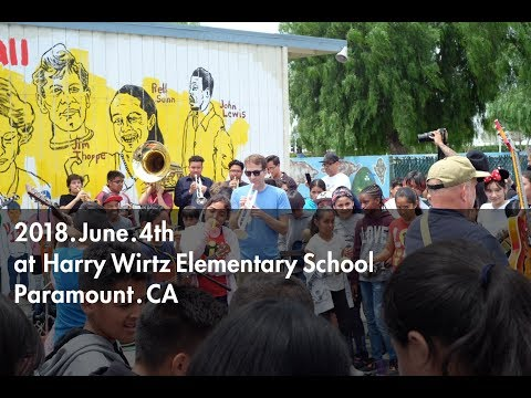 SMart project. Harry Wirtz Elementary School