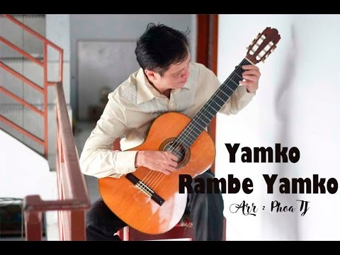 Yamko Rambe Yamko (Fingerstyle) by Phoa TJ