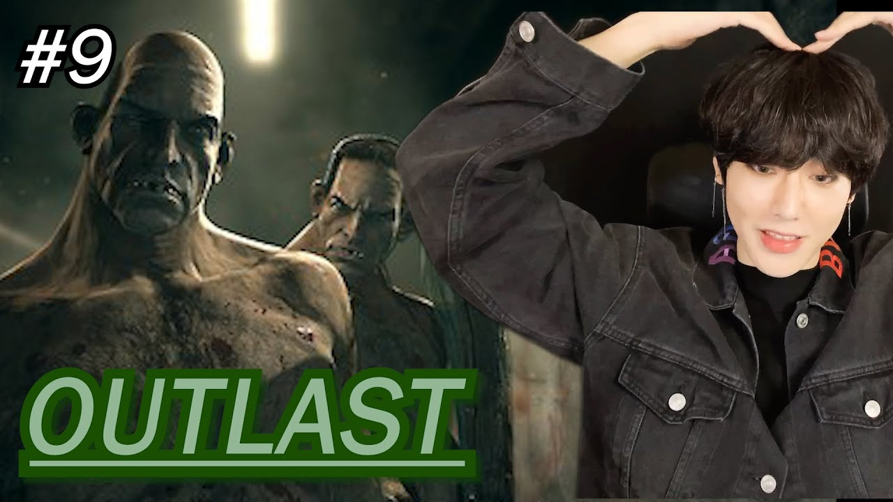 Finally we became friends!!! I proved that I could be friends with Haters : Outlast - part 9