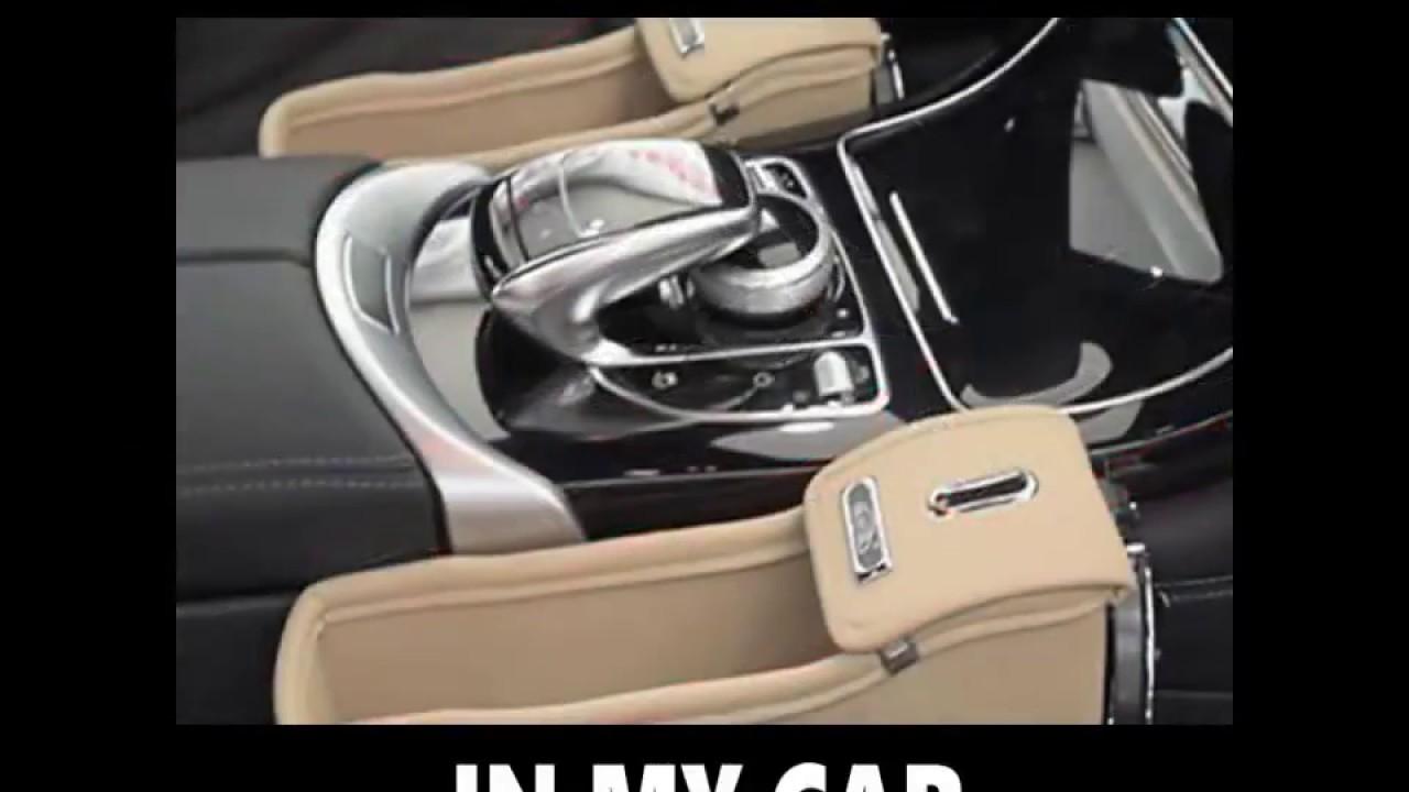 Best Car Seat Gap Pocket Organizer