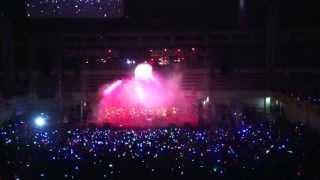 JKT48 - Overture+Heavy Rotation (Lautan Lightstick Gor UNY Yogyakarta)