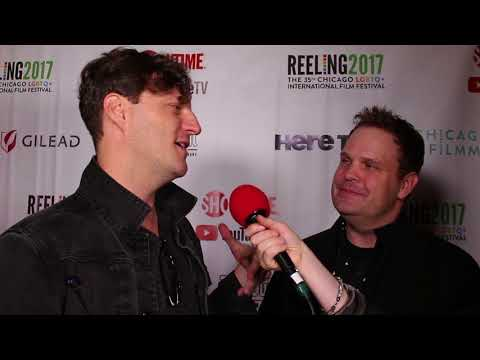 Tom Gustafson and Cory Krueckeberg Interview Reeling Film Festival September 2017!