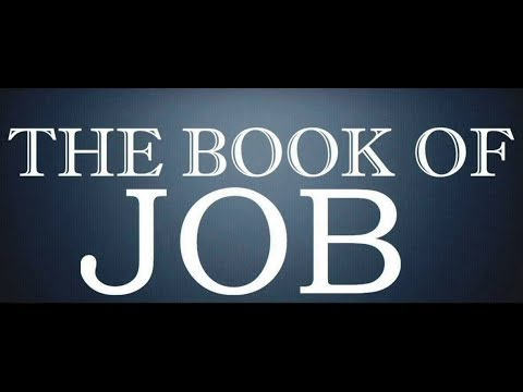 The Book Of Job, The Holy Bible, Complete Audiobook