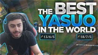 Yassuo | I AM THE BEST YASUO IN THE WORLD! PROVE ME WRONG!