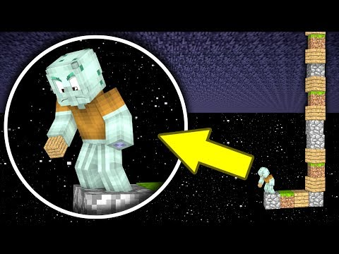 If You Could Build Under Bedrock - Minecraft