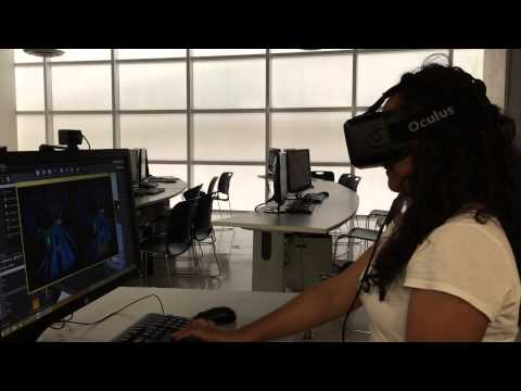 Virtual reality immersion therapy system for Attention deficit hyperactivity disorder