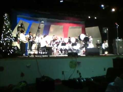 Panorama High School Winter Concert 2011 (Marching Band; part 2)