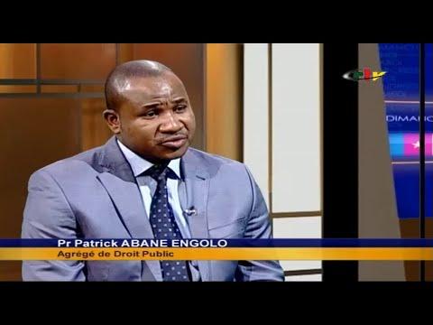 CRTV - ACTUALITÉS HEBDO - (Pr. Patrick ABANE ENGOLO) - Dimanche 13 Septembre 2020 - Ibrahim CHÉRIF