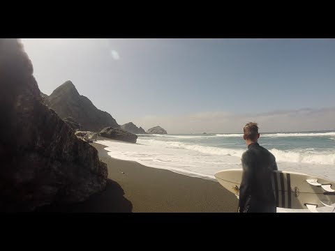 BIG SUR - Surf Camp Hike Roadtrip GoPro Hero 3+
