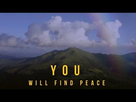 YOU will find peace.        Omar Hisham Al Arabi.