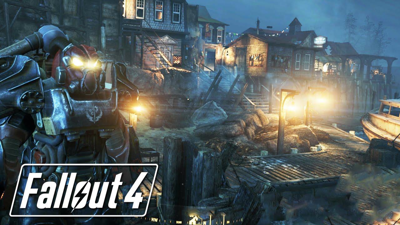 Fallout 4 Far Harbor Enden