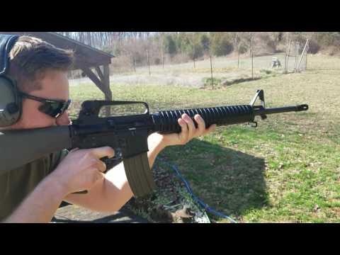 M16A2 Clone Burst Fire