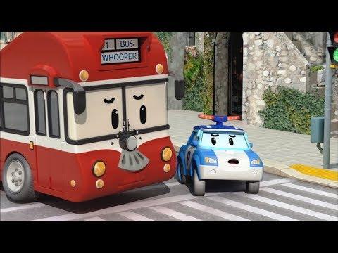 Мультфильм правила дорожного движения робокар поли