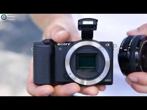 SONY A5100 EXPLAINED SIMPLY
