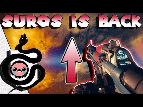 BUFFED Suros Regime is GODLY! | Destiny 2: Black armory PvP thumbnail