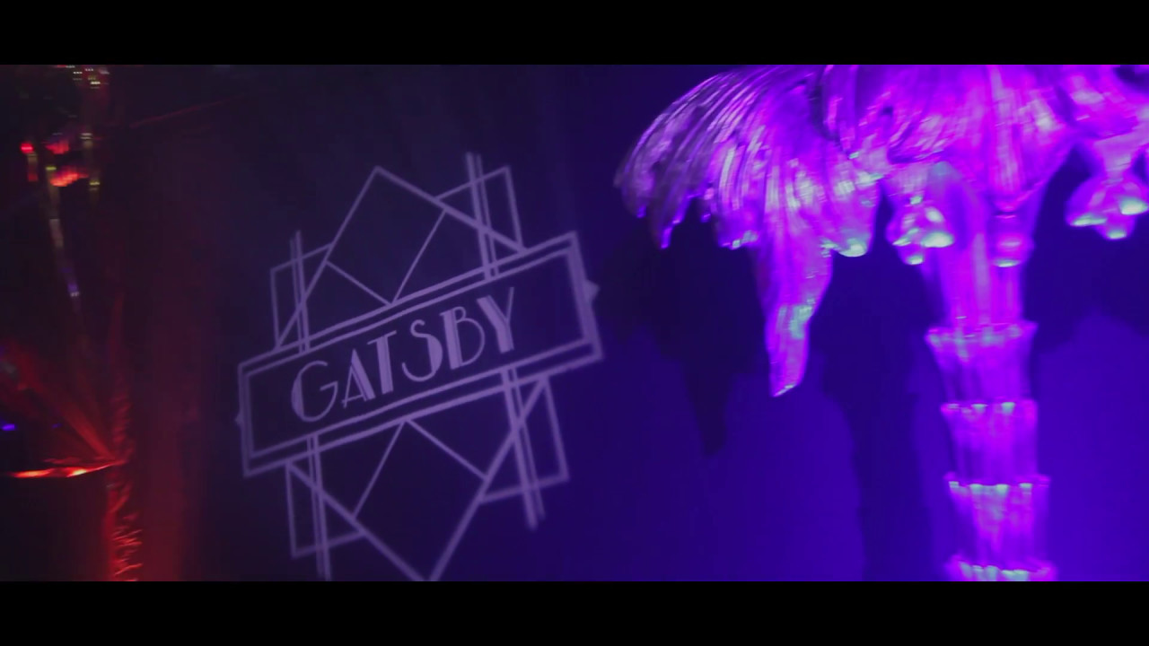 Great Gatbsy Theme - Connors Marquee 18th Nightclub Party by MGN events