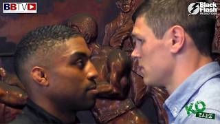 DENTON VASSELL VS EVALDAS KORSAKAS HEAD-TO-HEAD INTERVIEWS FOR THEIR TITLE FIGHT JUNE 15