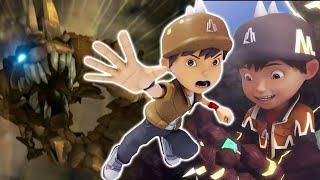 Download lagu BoBoiBoy Tanah dan Gempa