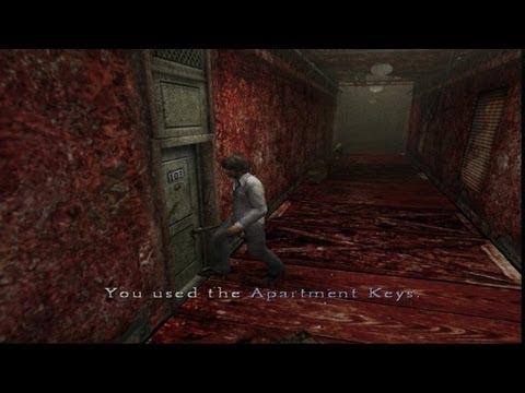 Silent Hill 4 Ps2 Walkthrough Apartment World Part