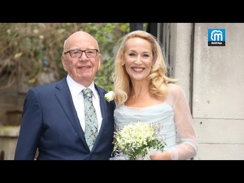 Rupert Murdoch marries Jerry Hall   Akilam 360   Epi 232