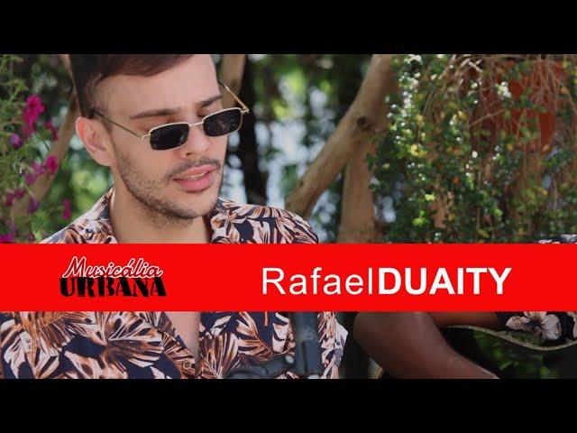 Rafael Duaity - Bom Dia Anjo | Musicália Urbana