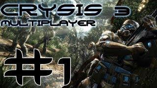 Crysis 3 Multiplayer Gameplay #1   Spears auf Brooklyn Bridge   Deutsch   HD