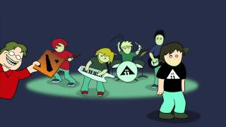 Yogscast    DOTA 2 Beta Key Fan Song and Animation   Area 11  …