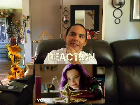 Gabriel's Reaction: Dove Cameron - Genie in a Bottle (Official Video)