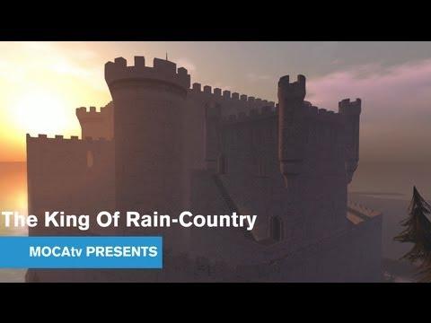 MOCAtv Presents Techno Mystic - King Of The Rain-Country
