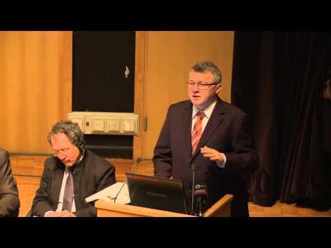 Szabó Zsolt NFM államtitkár - Plenáris ülés